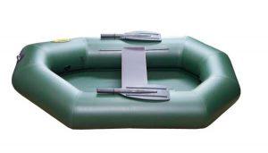Лодка ПВХ Инзер 1(170)гр надувная гребная