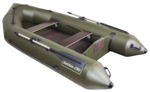 Лодка ПВХ Байкал 290 М  надувная под мотор