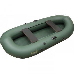 Лодка ПВХ Удача 2900 В1 (290 см) гребная надувная двухместная