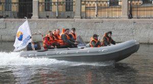 Лодка ПВХ Посейдон PN 500 надувная под мотор
