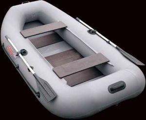 Лодка ПВХ Соло SL-290 надувная гребная