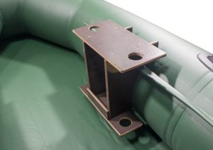 Столик в лодку пвх с подстаканниками (УКБ) №1