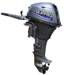 Фото мотора Сеа Про (Sea Pro) F 15S (15 л.с., 4 такта)