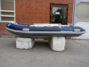 Фото Лодка Риб Stormline Standard 430 (no console) AL
