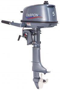 Фото мотора Tarpon (Sea Pro) Т 5S (5 л.с., 2 такта)
