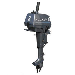 Фото мотора ALLFA CG T3 (3 л.с., 2 такта)